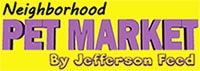 Neighborhood Pet Market Logo